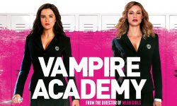 Vampire Academy Background