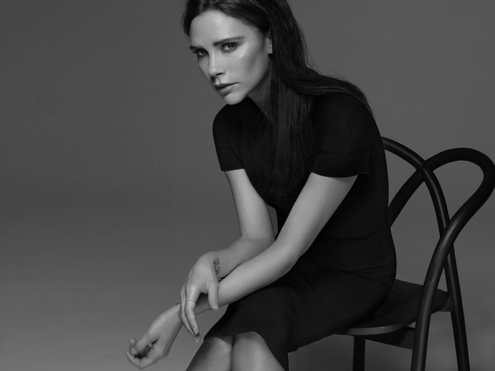 Victoria Beckham Background