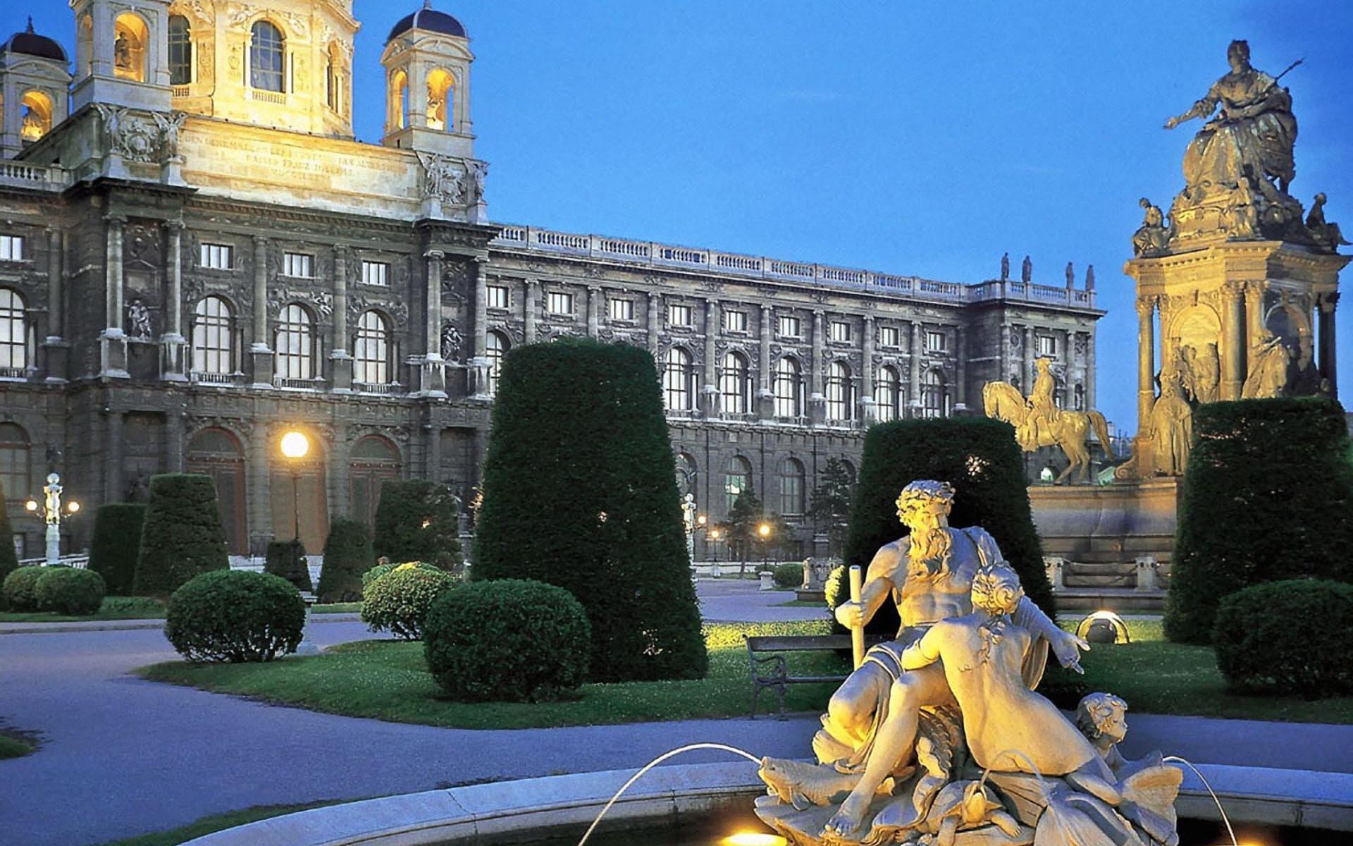 Vienna Background