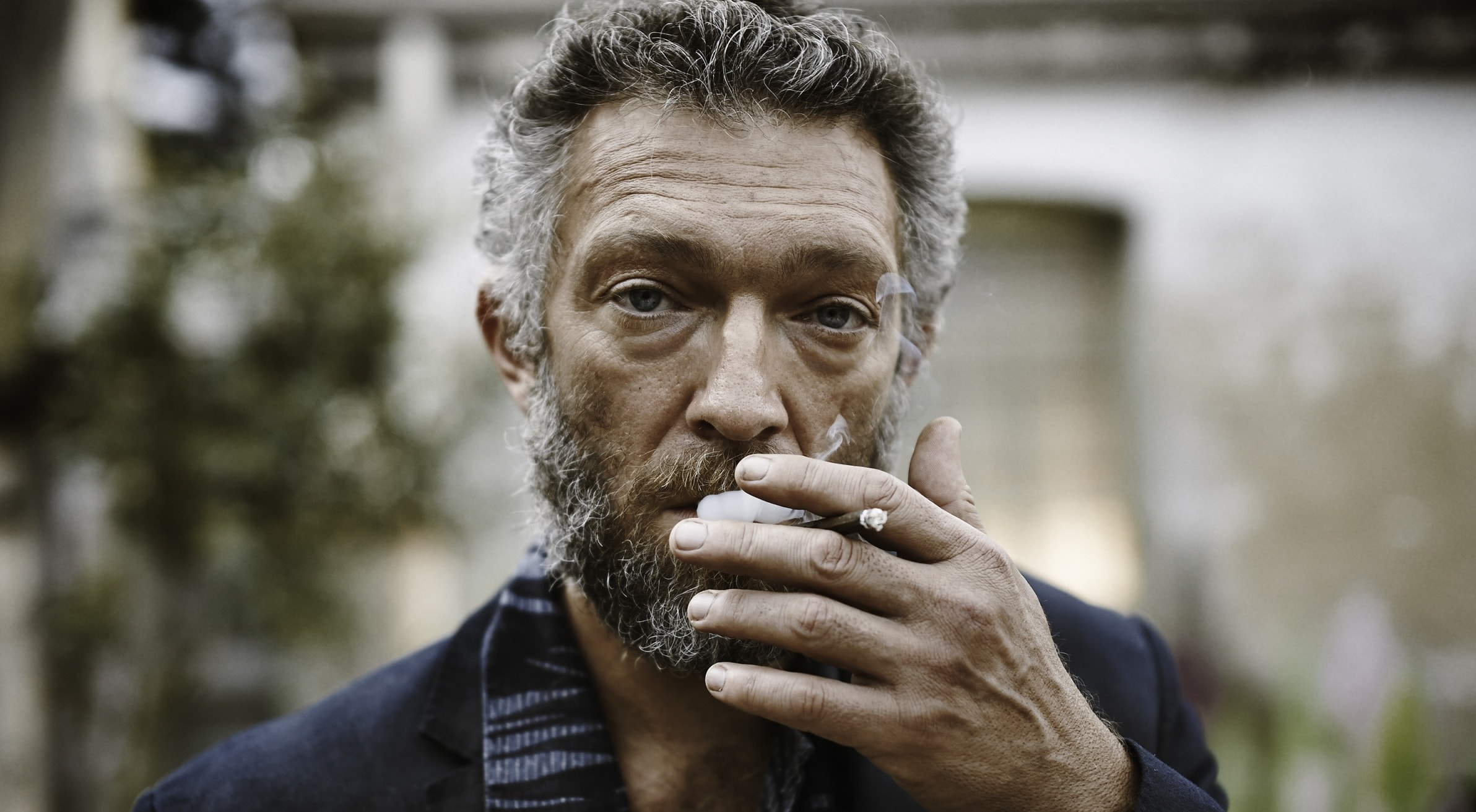 Vincent Cassel Background