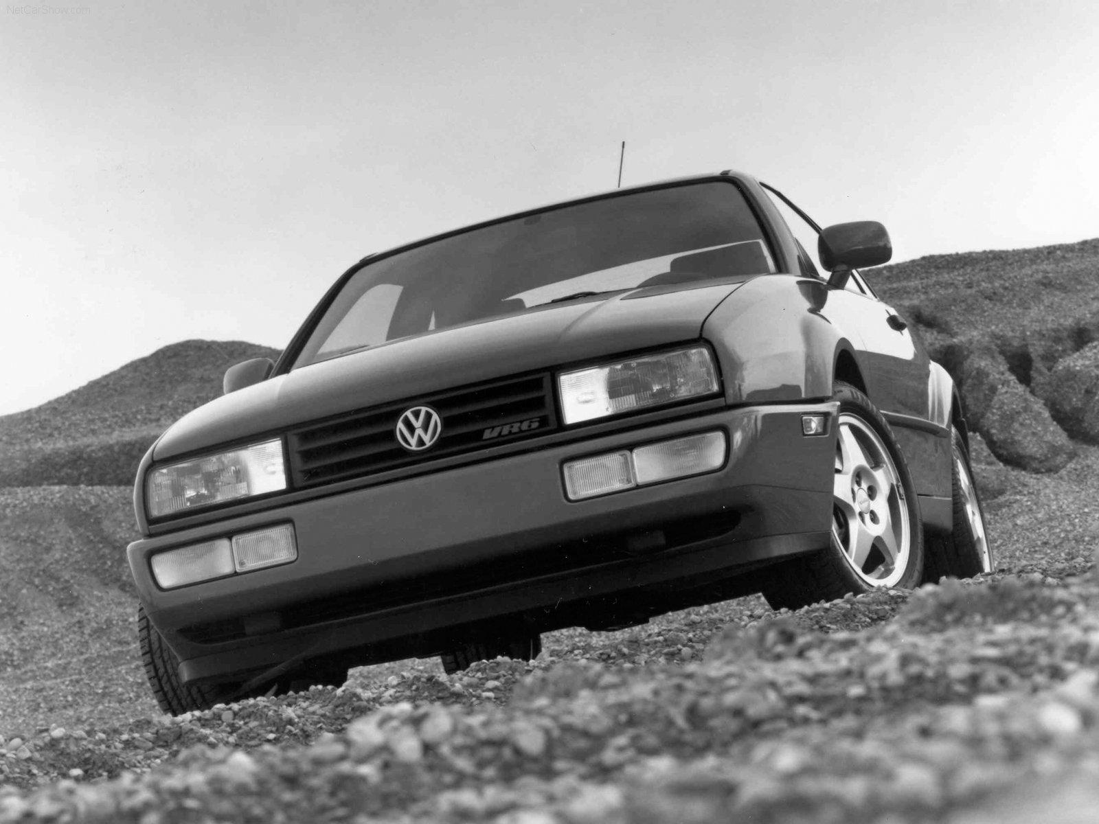 Volkswagen Corrado Background
