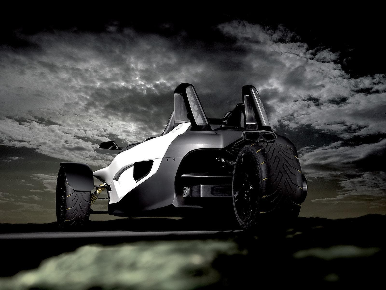 Volkswagen GX3 Concept Background