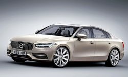 Volvo S90 Background