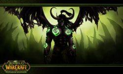 WOW: Illidan Stormrage Background