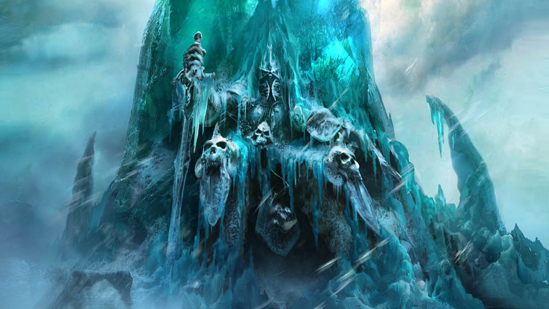 WOW: The Lich King Background