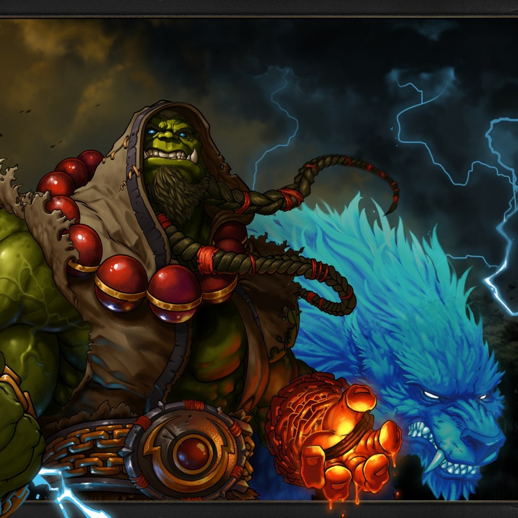 WOW: Thrall Background