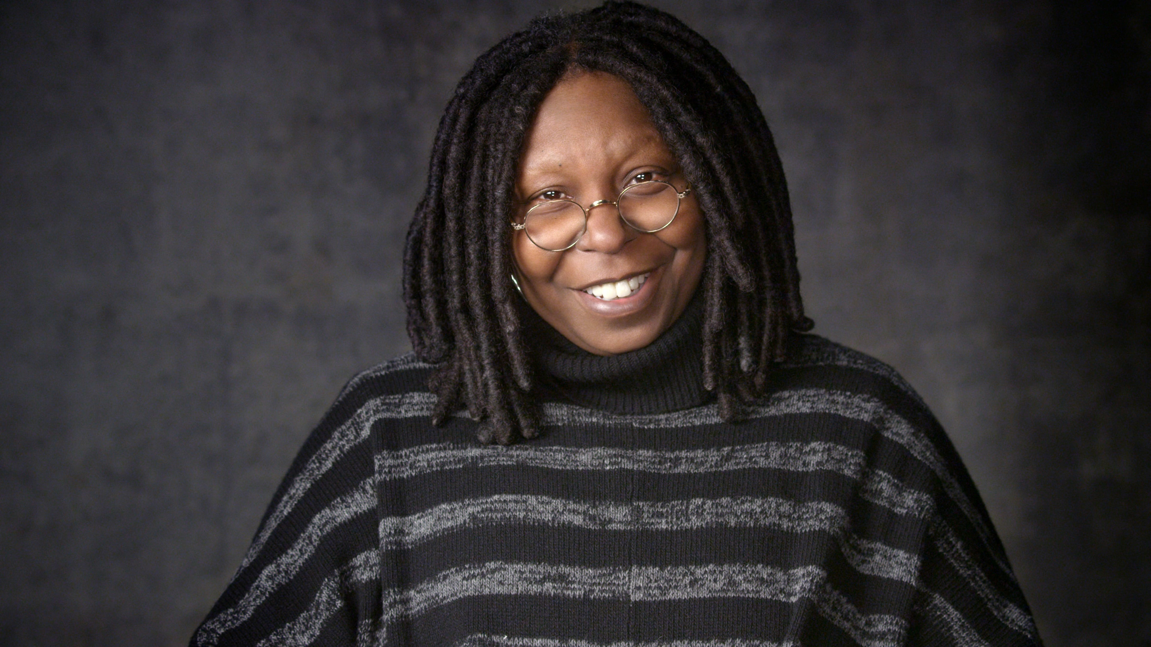 Whoopi Goldberg Background