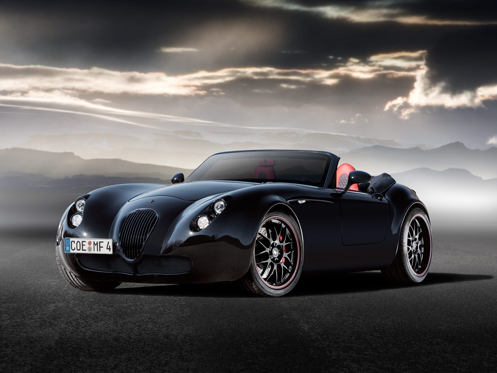 Wiesmann HQ wallpapers