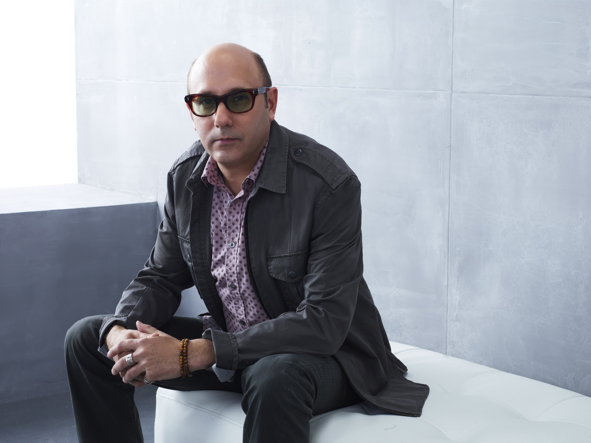 Willie Garson Background