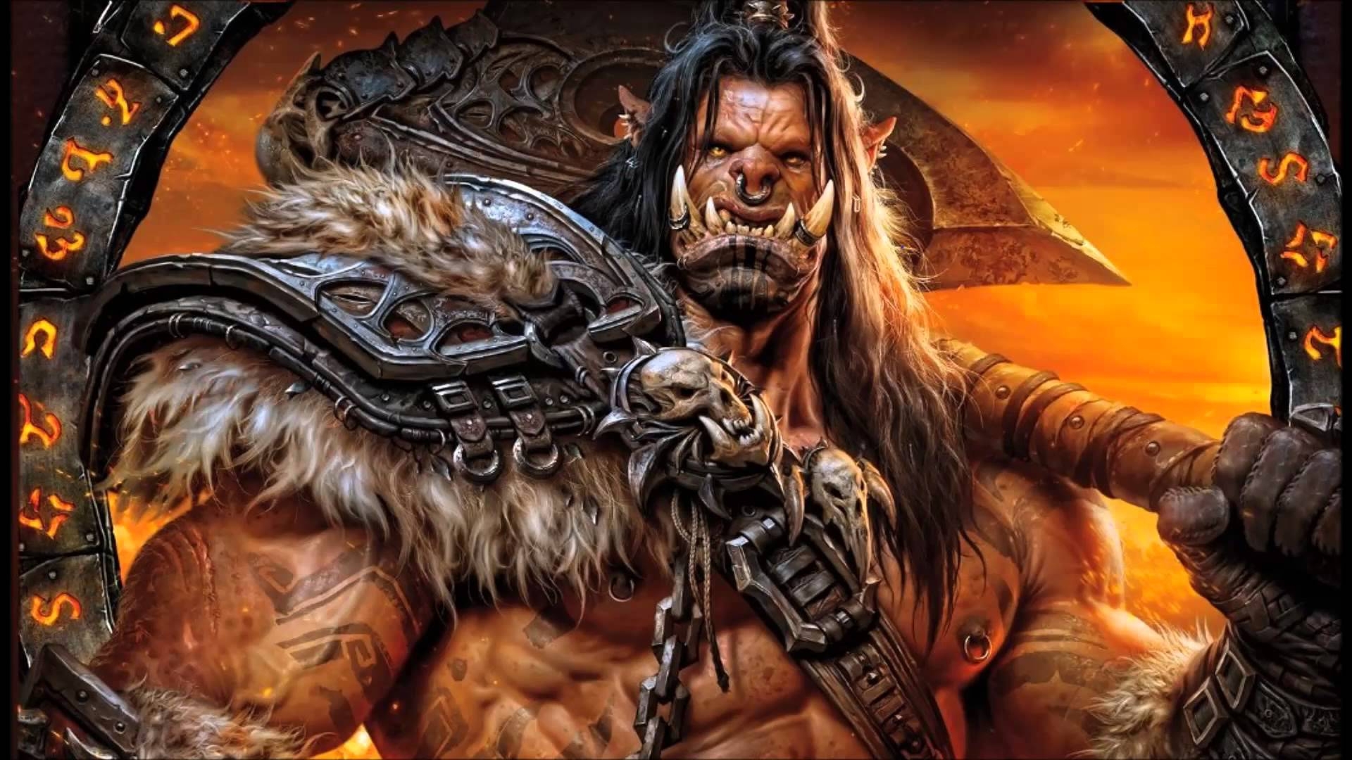 garrosh hellscream iphone