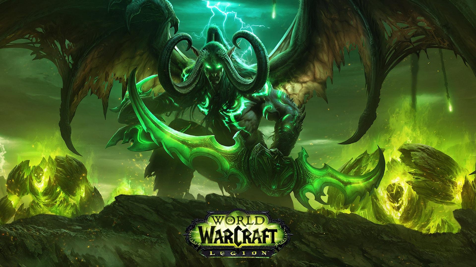 World of Warcraft: Legion Background