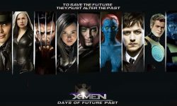 X-Men: Days Of Future Past Background