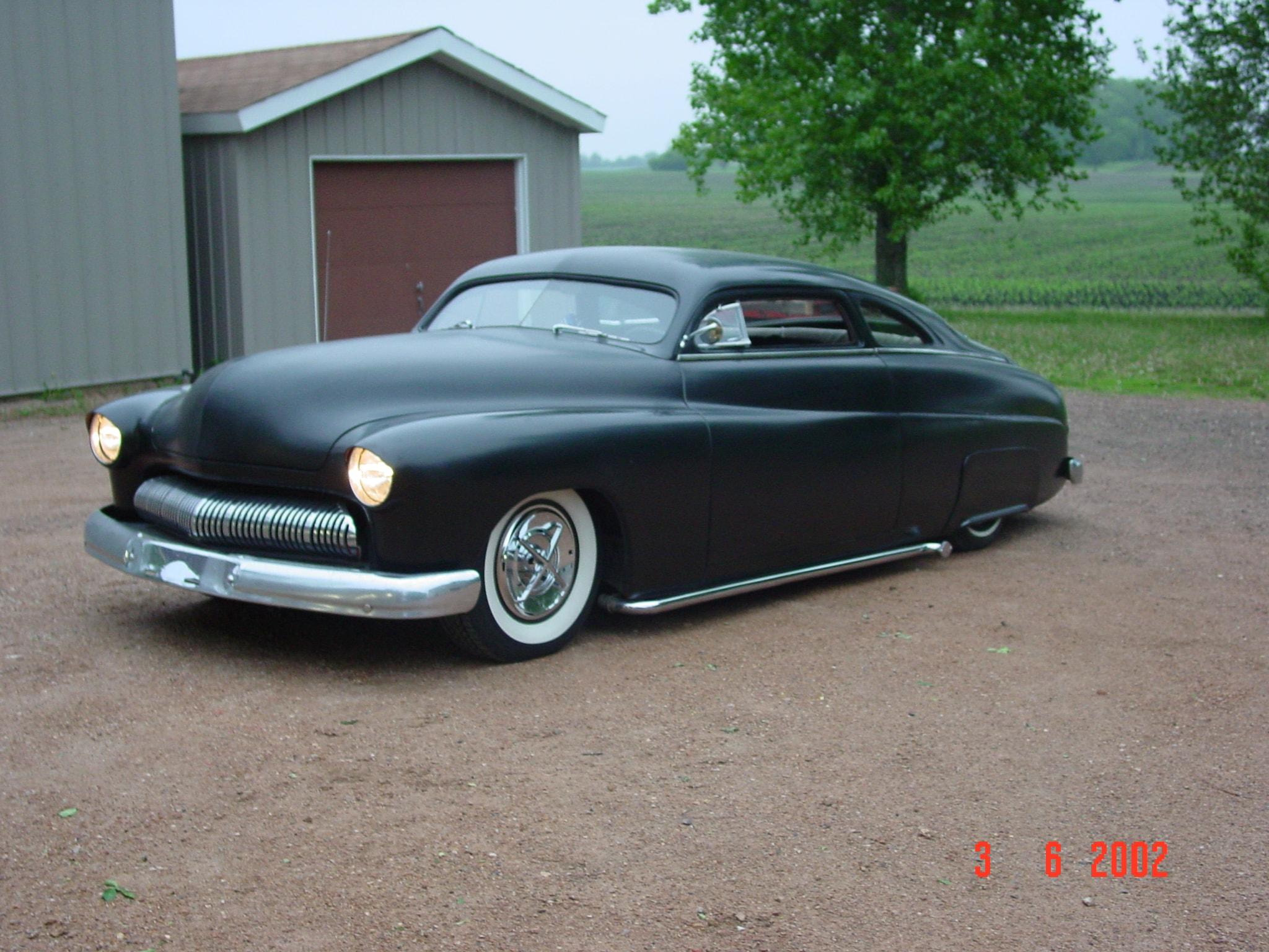 1950 Mercury HD pics