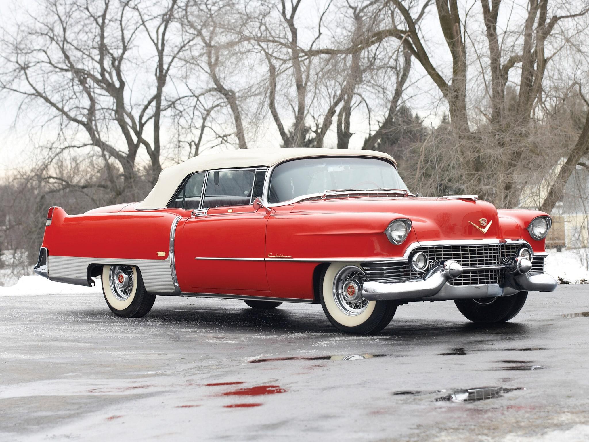 1954 Cadillac Eldorado HD pics