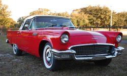 1957 Ford Thunderbird HD pics