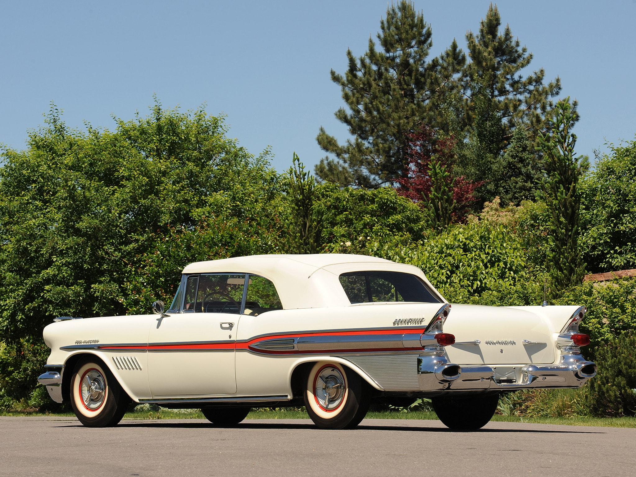 1957 Pontiac Star Chief Custom Bonneville HD pics