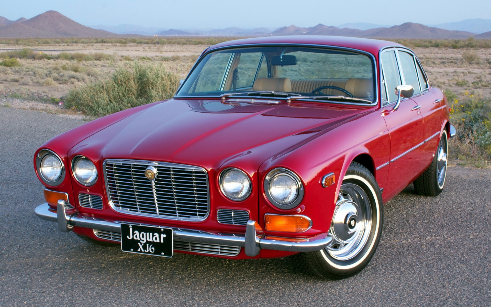 1968 Jaguar XJ6 HD pics