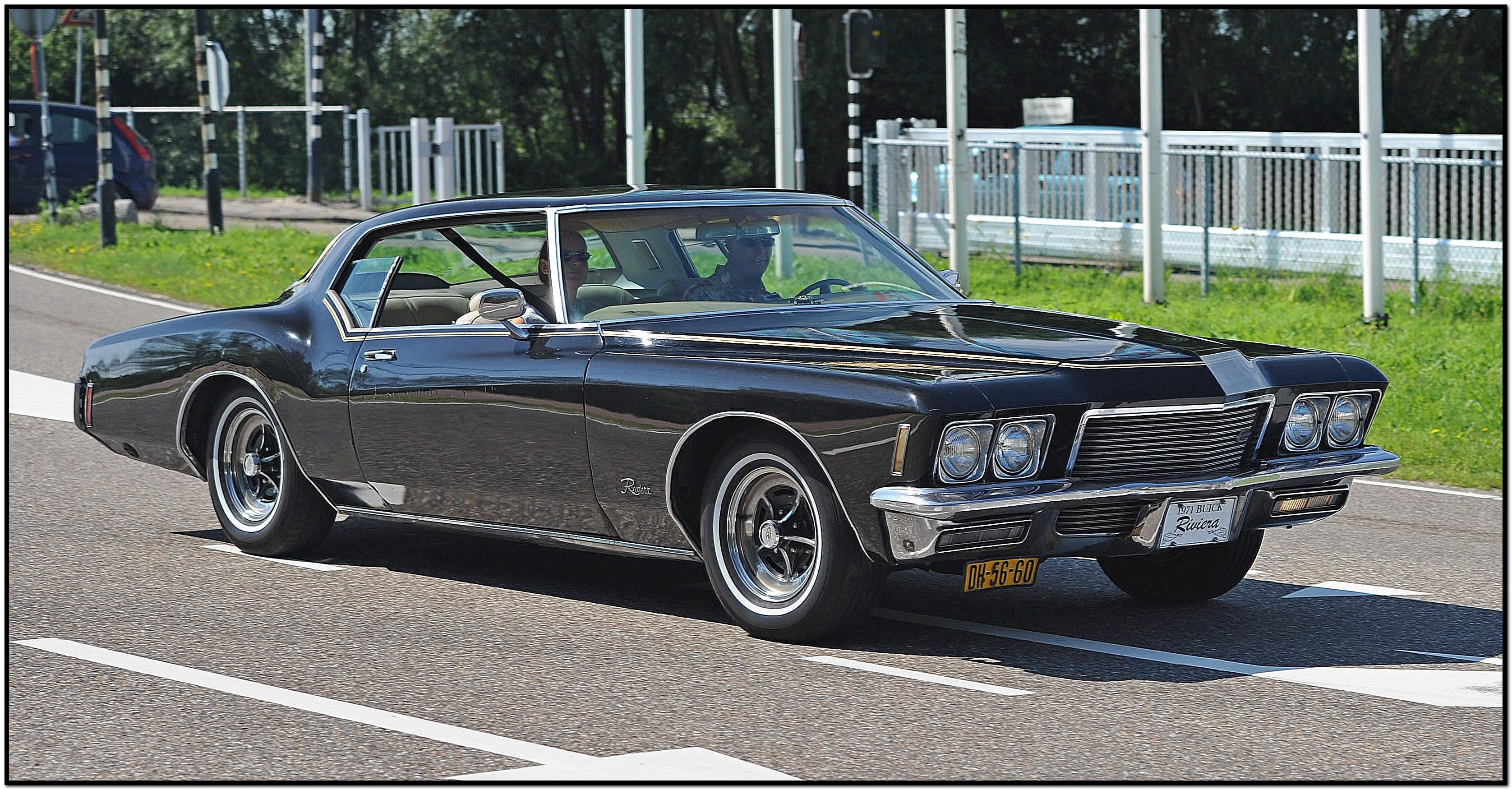 1971 Buick Riviera HD pics