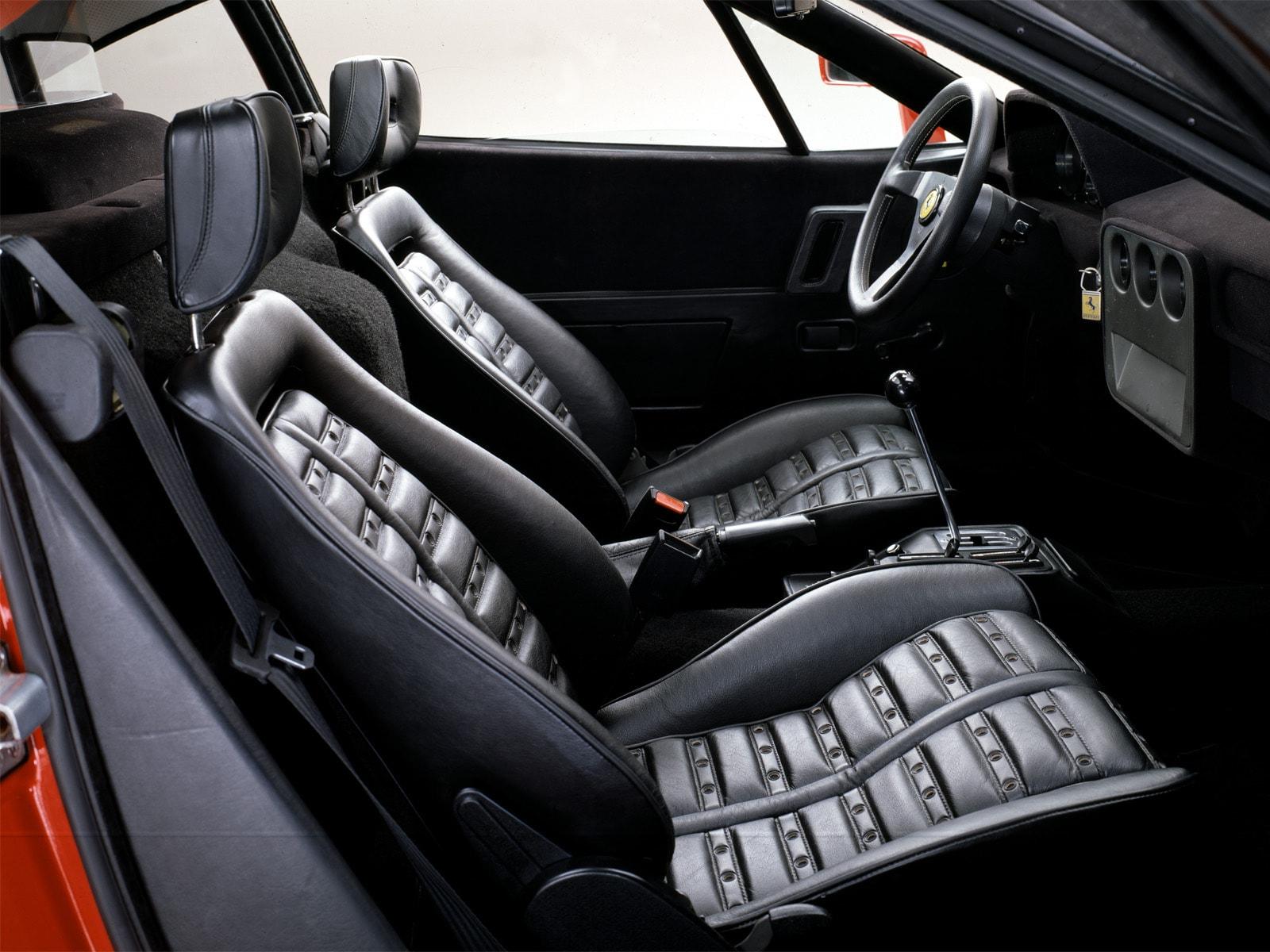 1984 Ferrari GTO HD pics