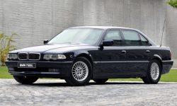 1995 BMW 7 Series widescreen wallpapers