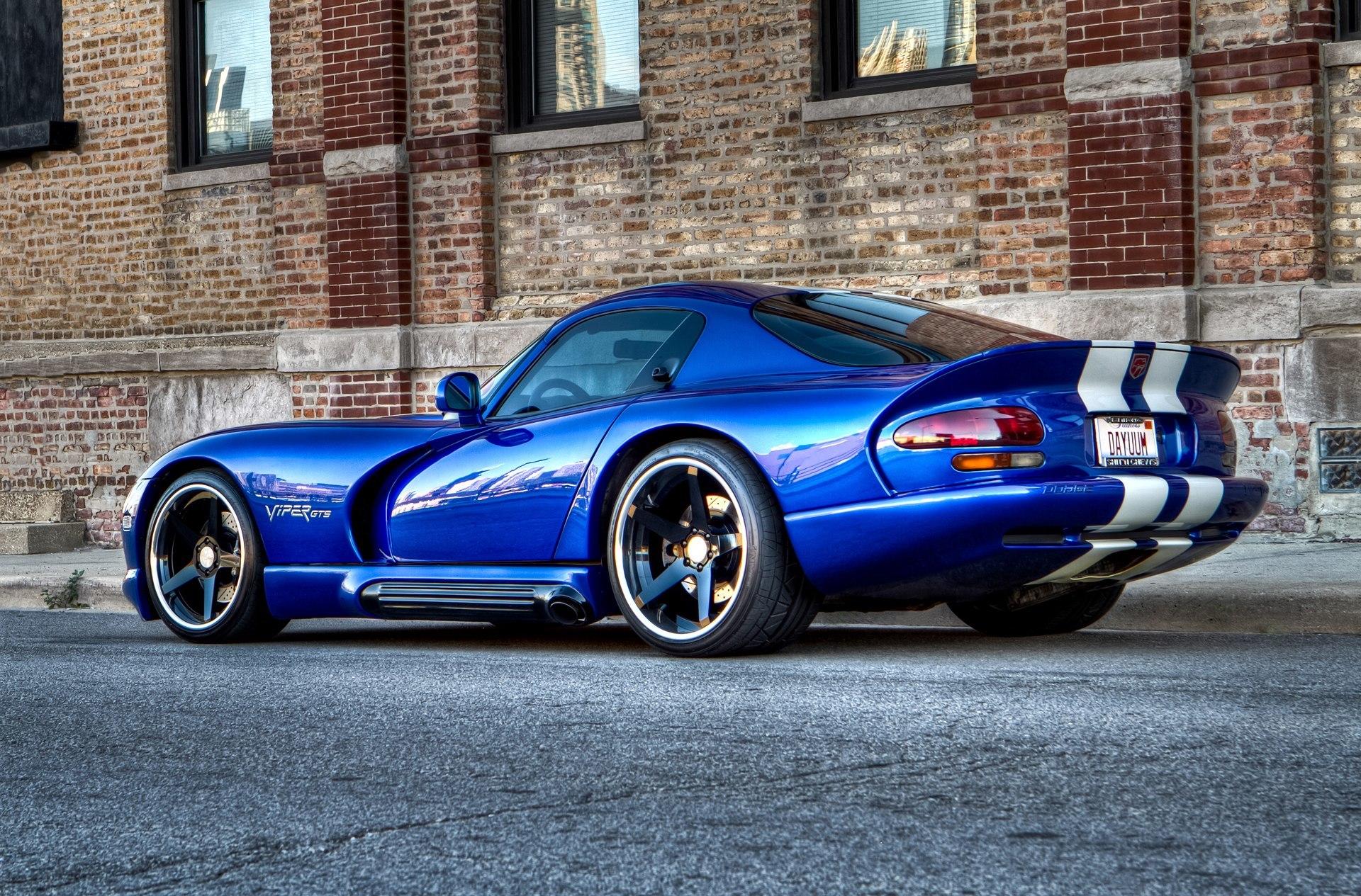 1996 Dodge Viper GTS HD pics