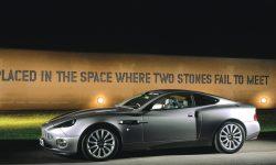 2001 Aston Martin Vanquish HD pics