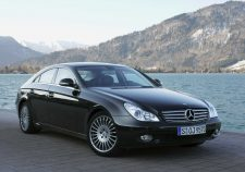 2005 Mercedes-Benz CLS HD pics