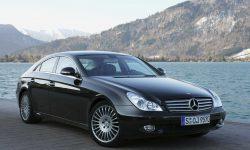 2005 Mercedes-Benz CLS HD pics