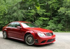 2008 Mercedes-Benz CLK63 AMG Black Series HD pics