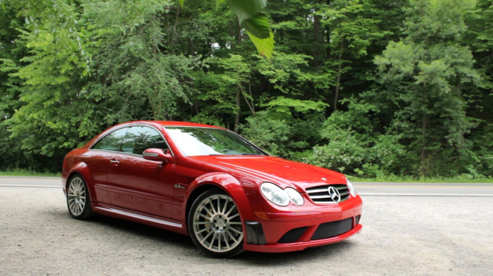 2008 mercedes benz clk63 amg black series hd desktop for Mercedes benz clk black series