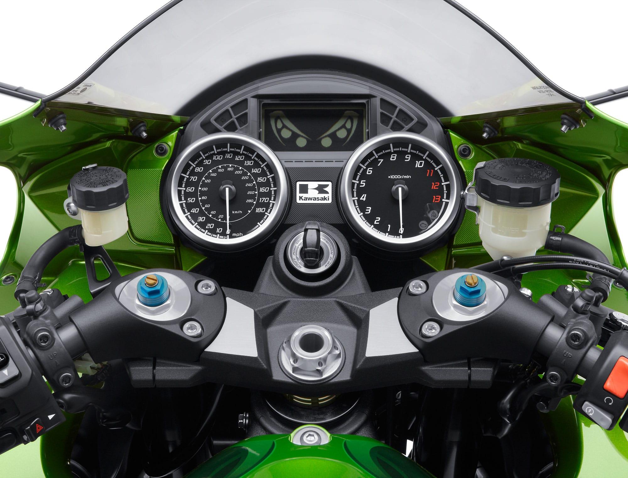 2012 Kawasaki Ninja ZX-14R HD pics