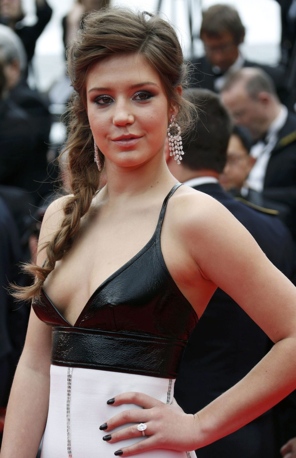 Adele Exarchopoulos HD pics