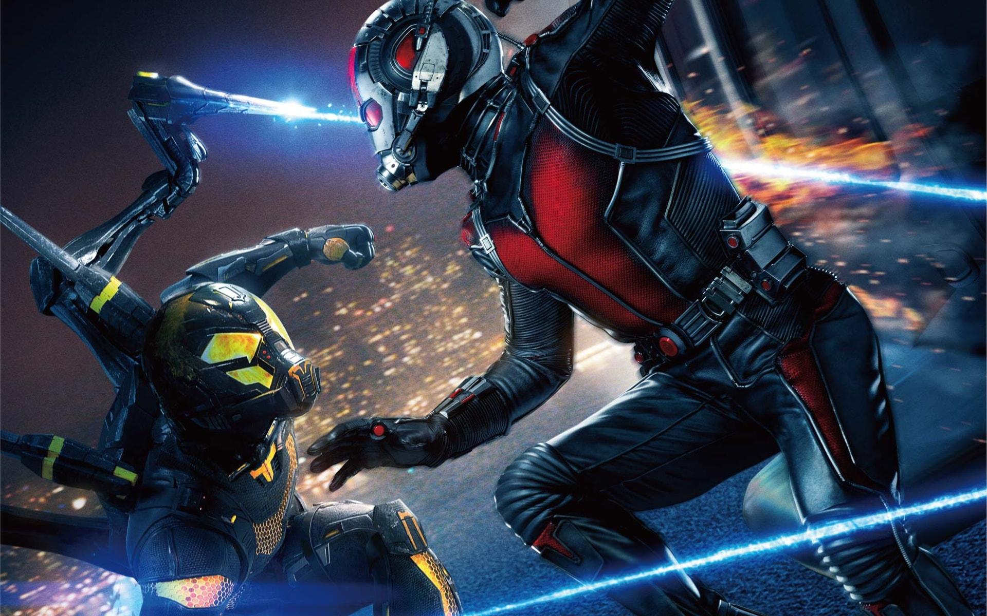 Ant-Man HD pics