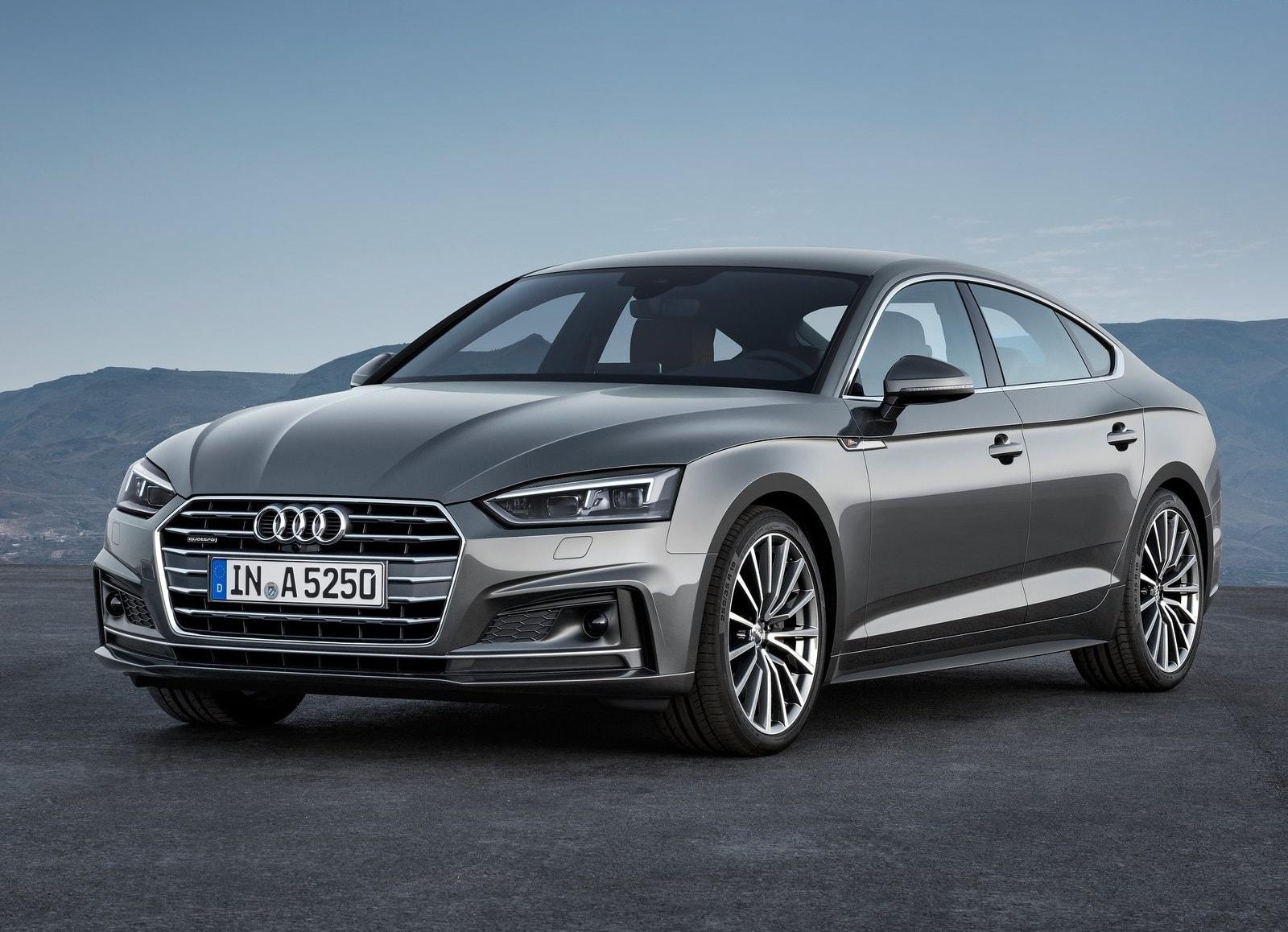 Audi A5 Coupe II HD pics
