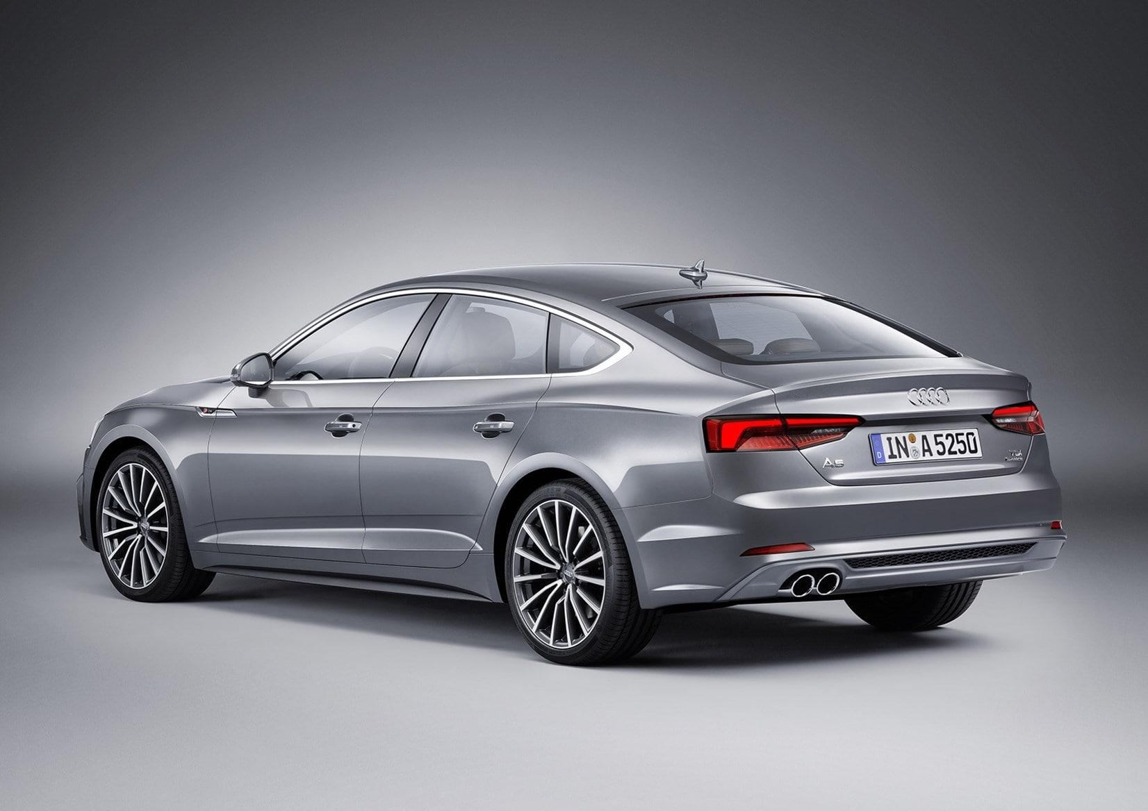 Audi A5 Sportback II HD pics