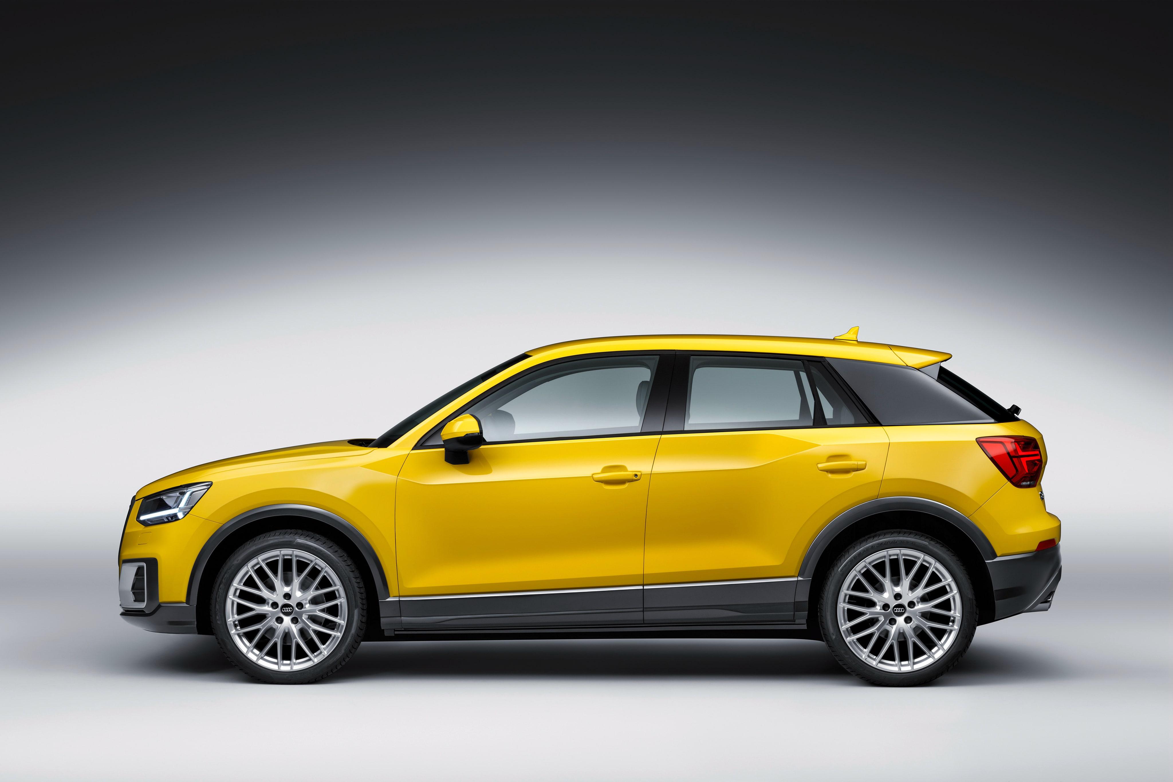 Audi Q2 HD pics