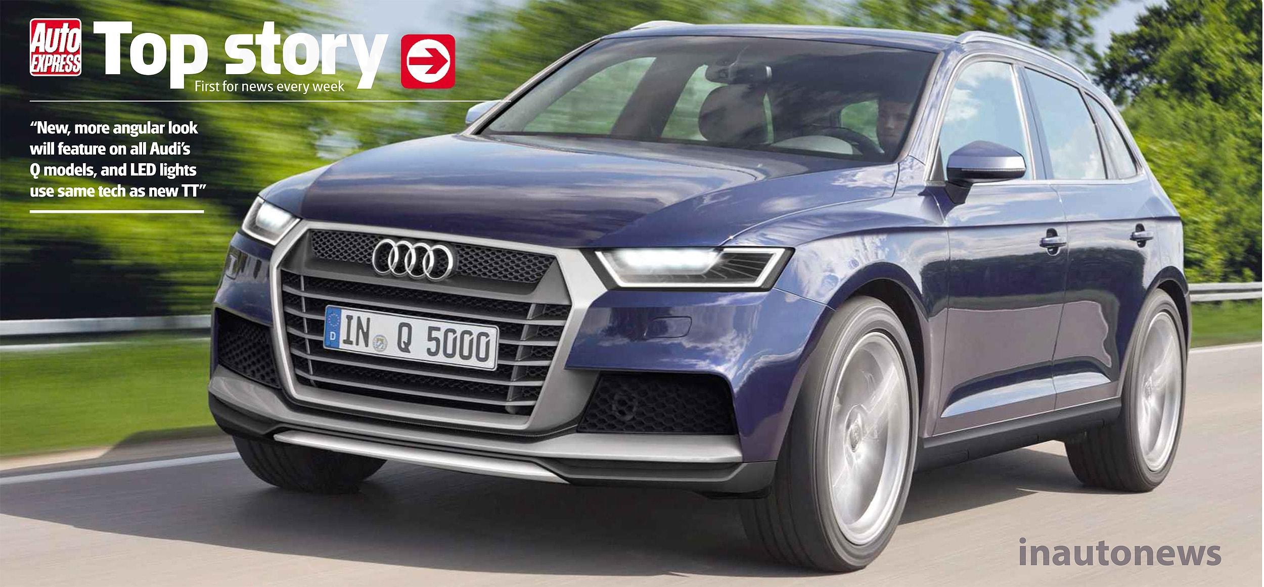 Audi Q5 II HD pics