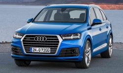 Audi Q7 II HD pics
