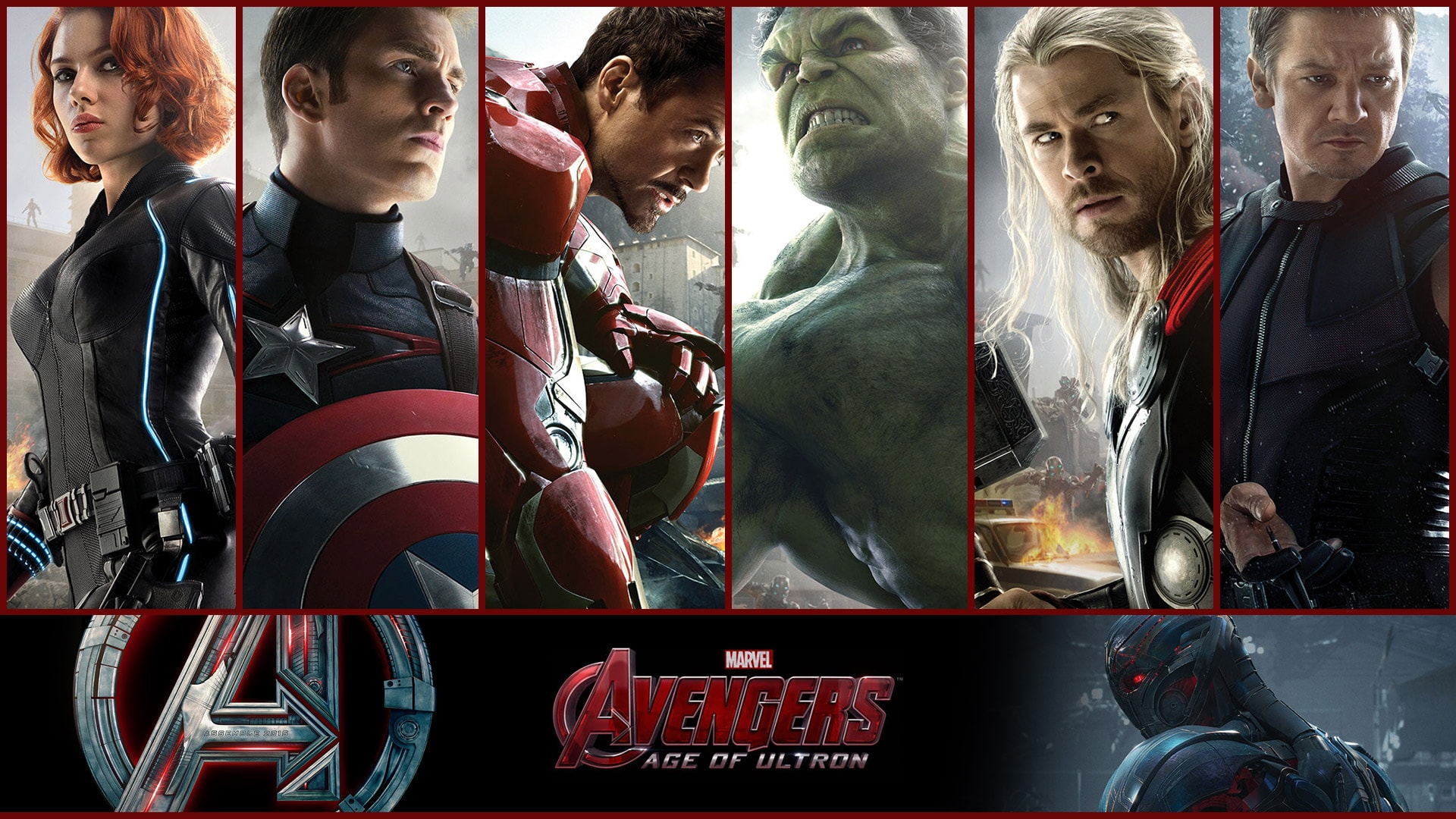 Avengers: Age Of Ultron HD pics