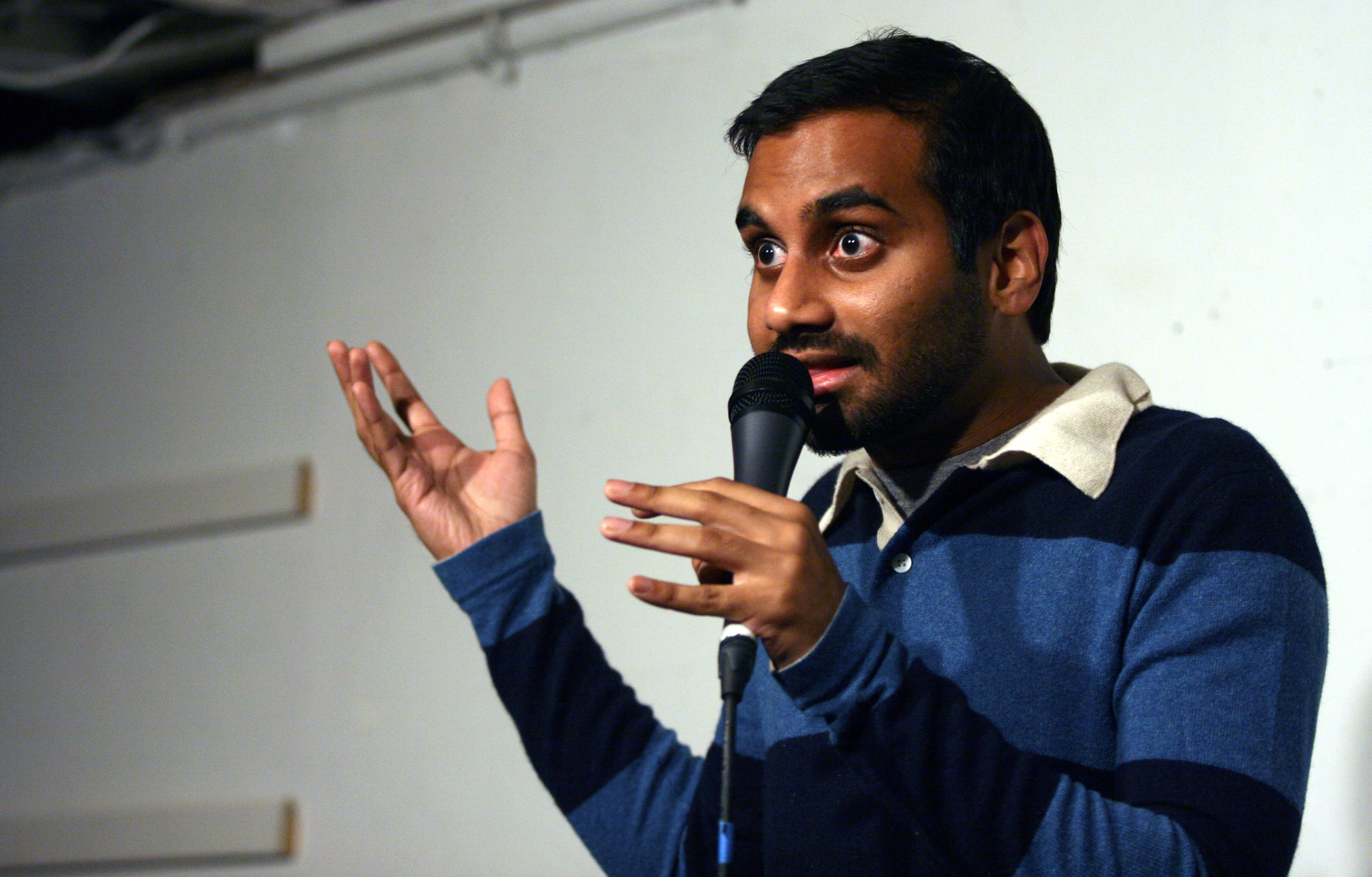 Aziz Ansari HD pics