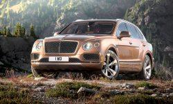 Bentley Bentayga HD pics