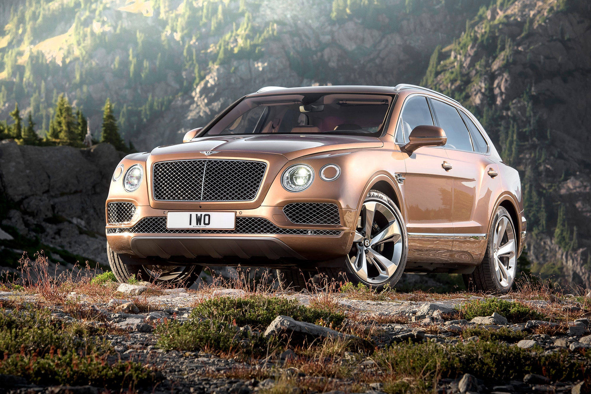 Bentley Bentayga HD pics