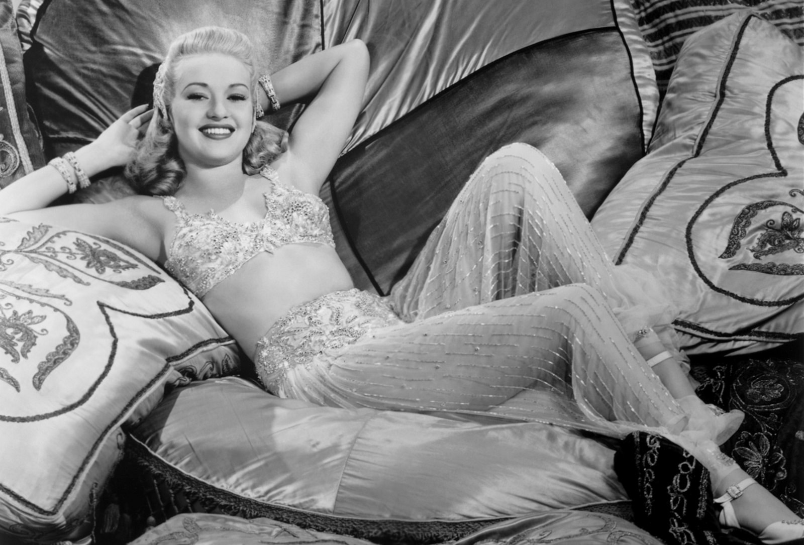 Betty Grable HD pics
