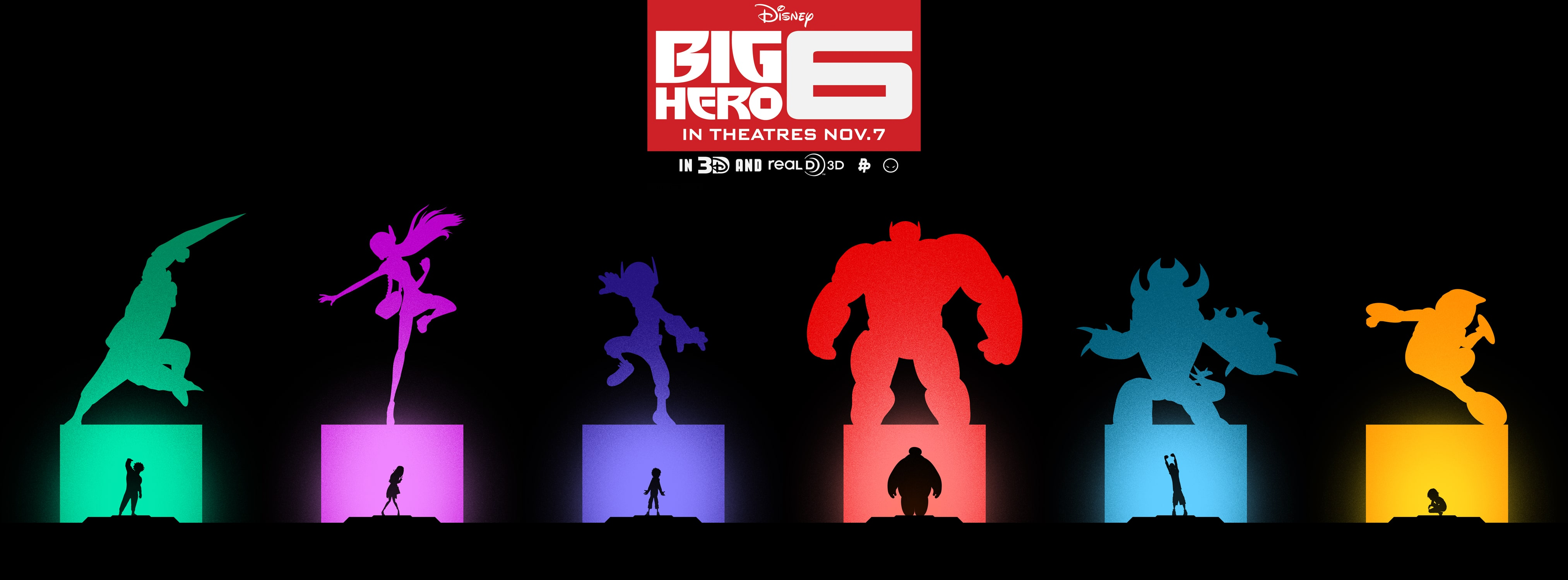 Big Hero 6 HD pics