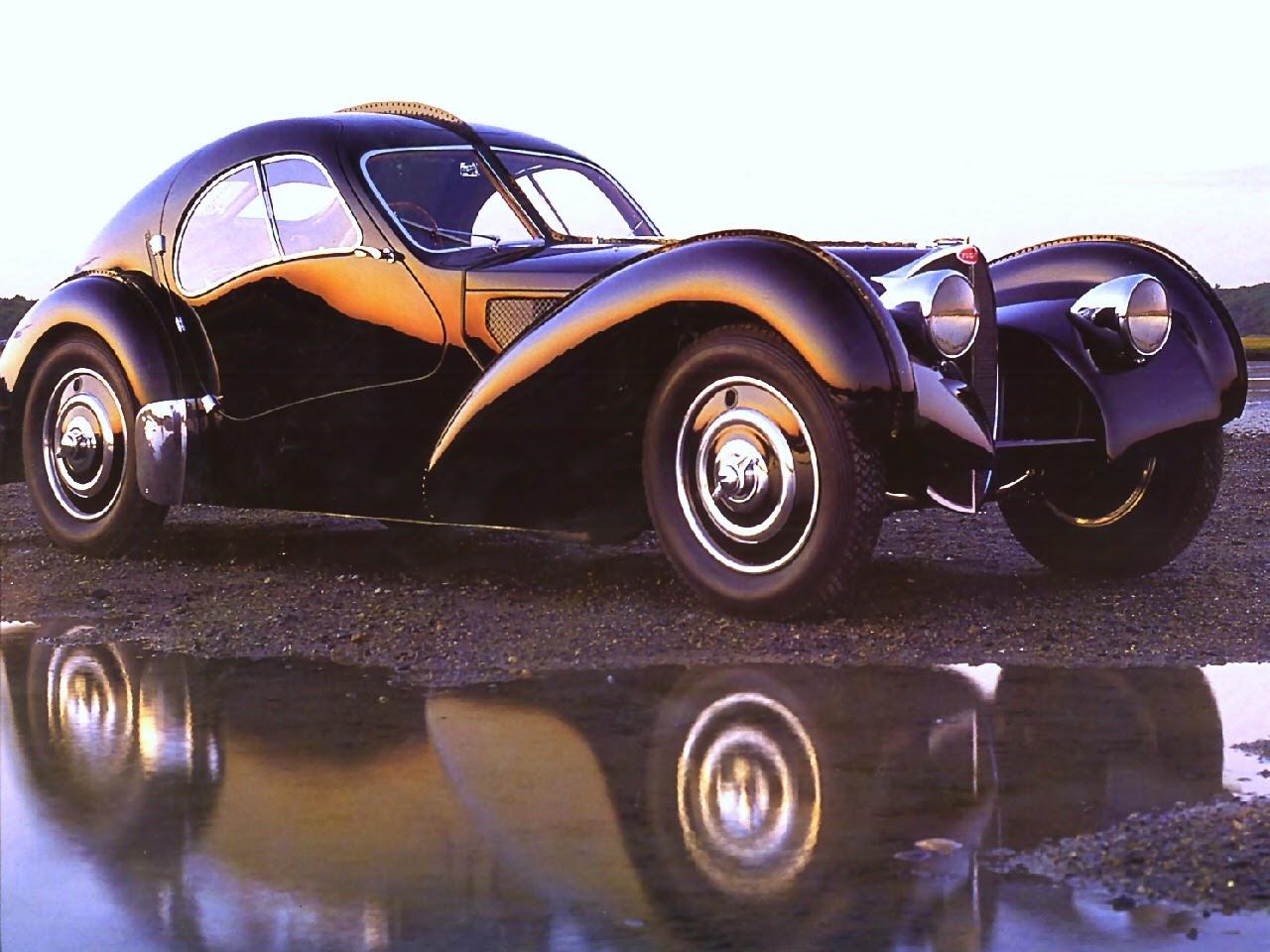Bugatti Type 57SC Atlantic Coupe HD pics