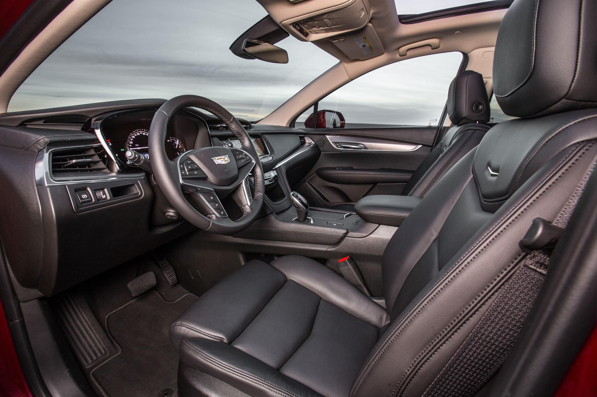 Cadillac XT5 HD pics