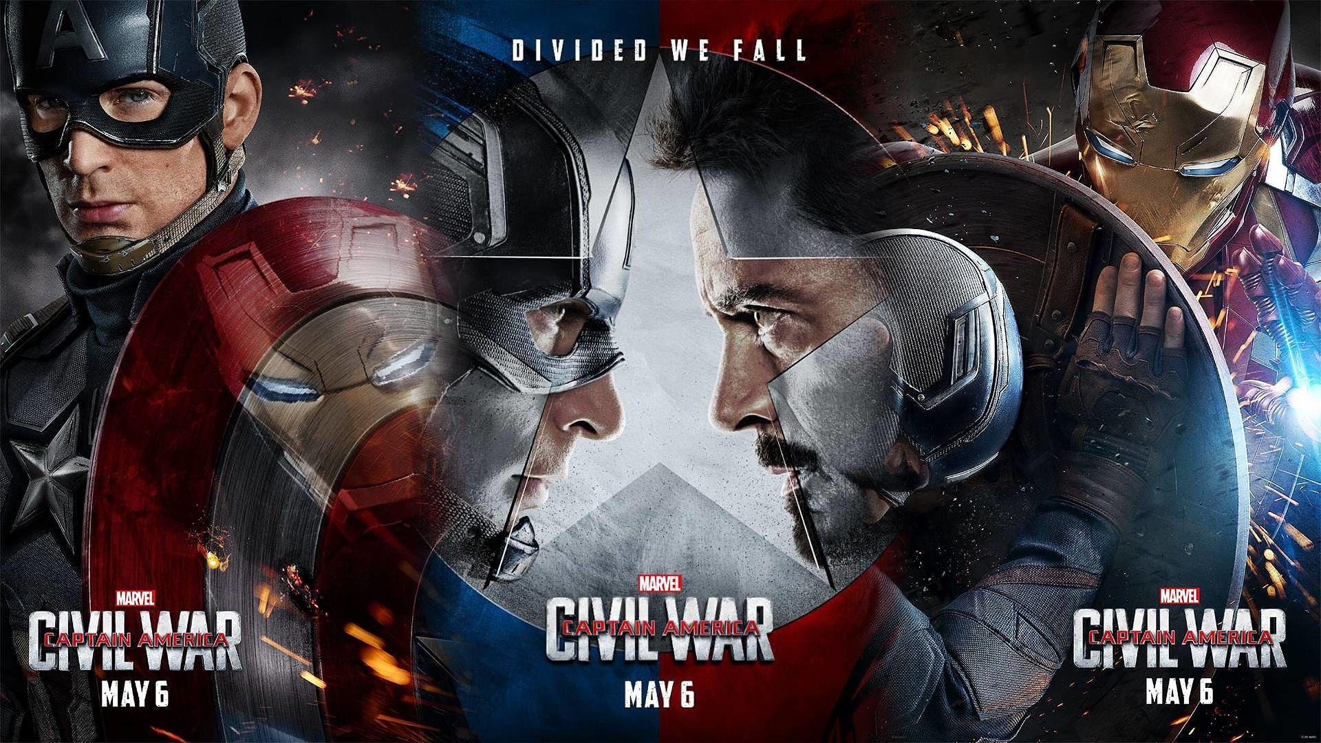 Captain America: Civil War HD pics