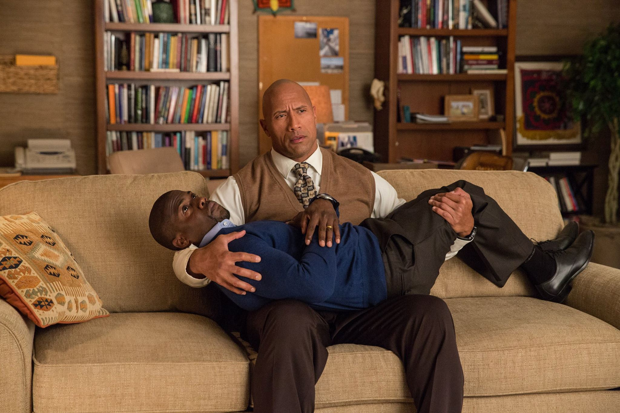 Central Intelligence HD pics
