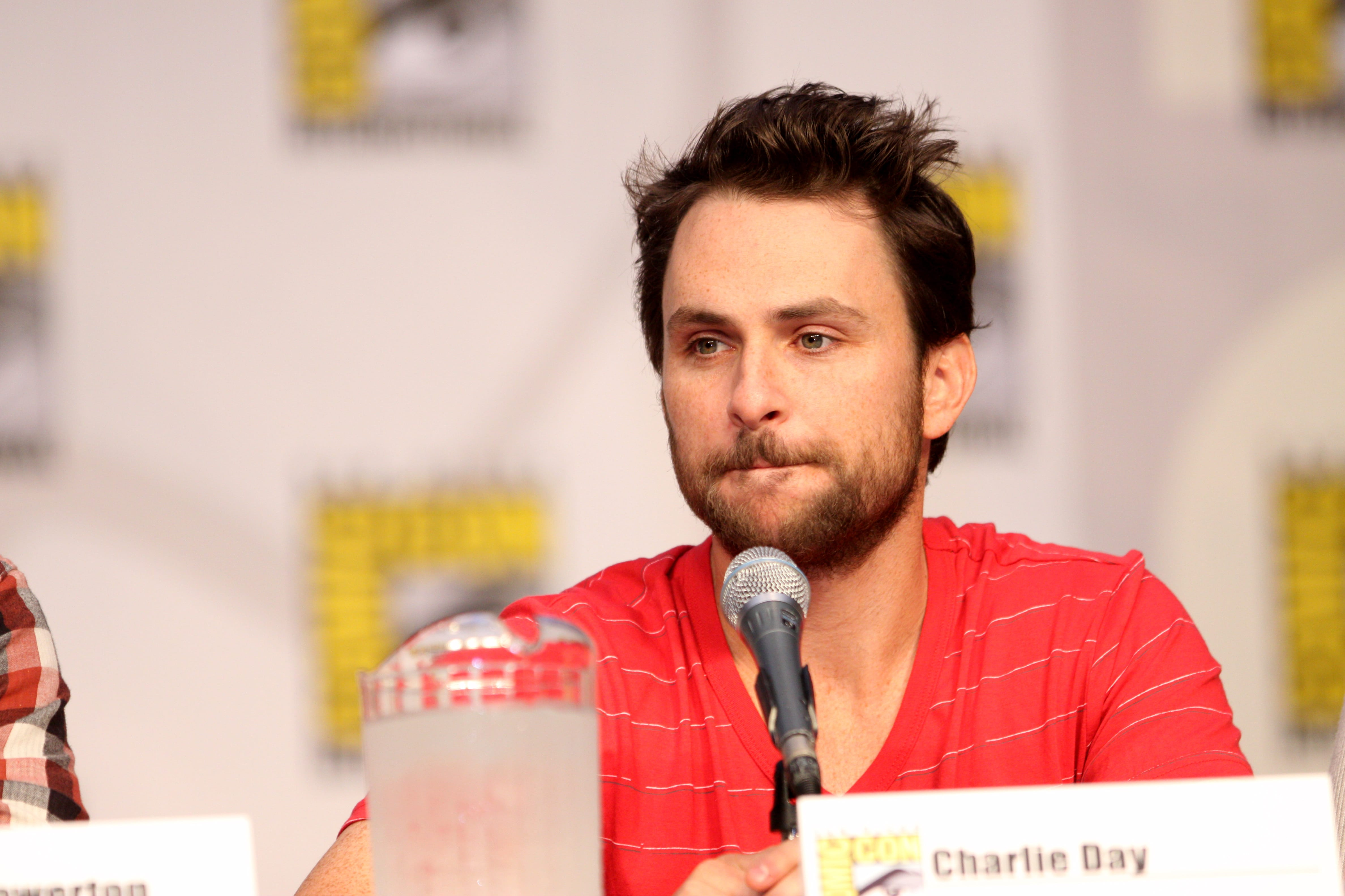 Charlie Day HD pics