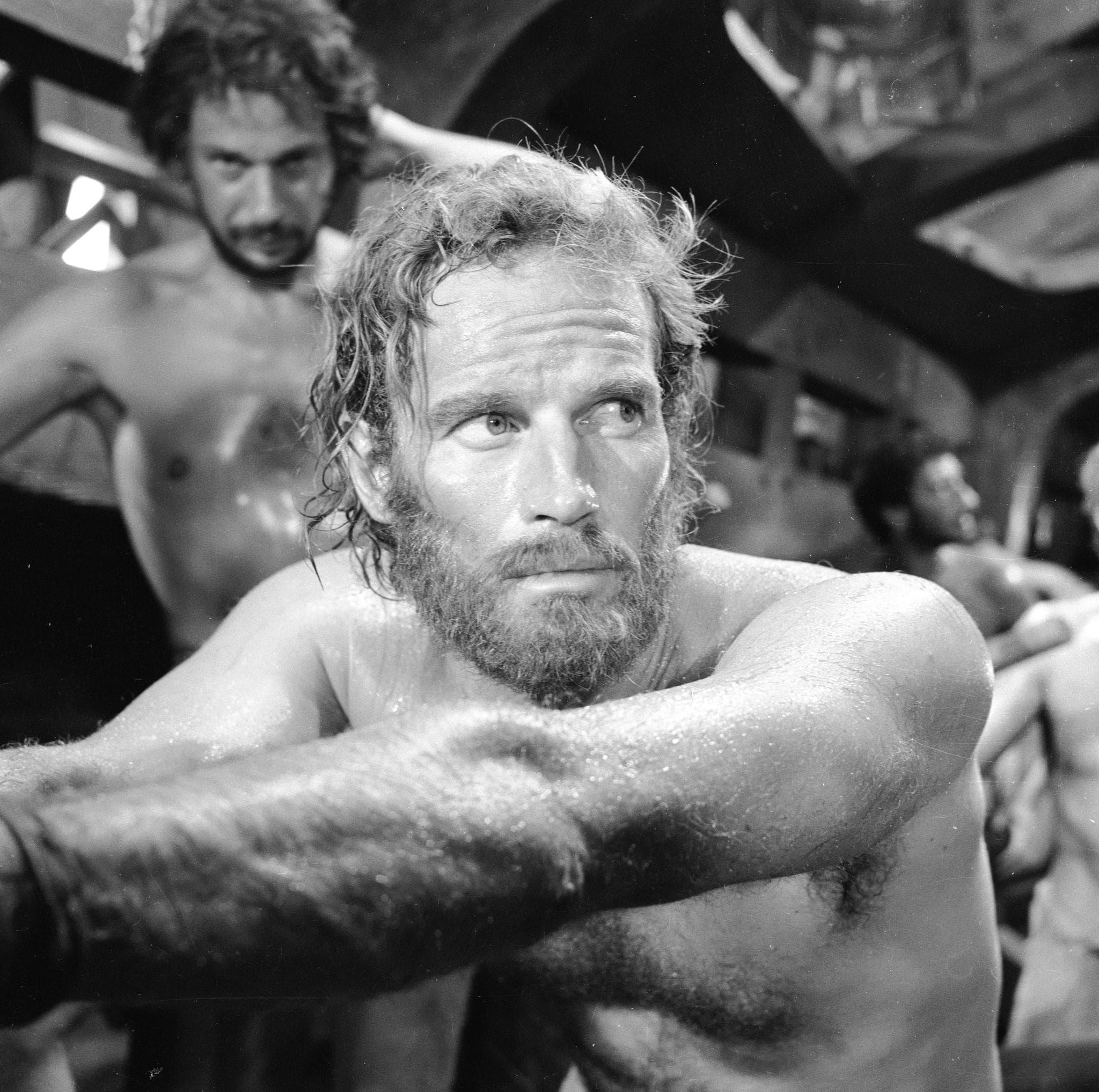 Charlton Heston HD pics